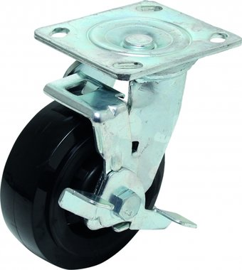 Caster Wheel for Workshop Trolley BGS 4100