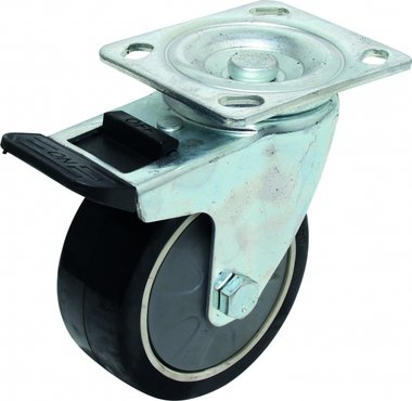 Caster Wheel for Workshop Trolley BGS 4111