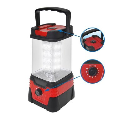 Camping lantern 32LED dimmable