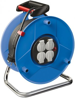 Guarantor cable reel 40m H05VV-F 3G2.5