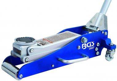 Hydraulic Floor Jack, 1.5 to. aluminum-steel construction