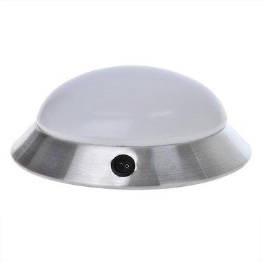 Ceiling light / Surface-mounted luminaire 24-leds 12V 590lm Ø280x85mm