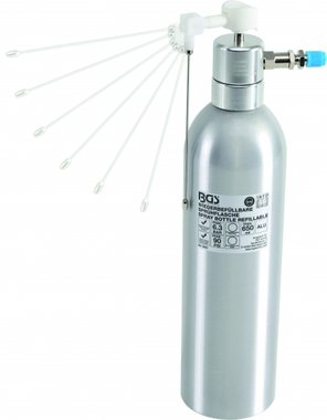 Refill Pressure Sprayer Bottle