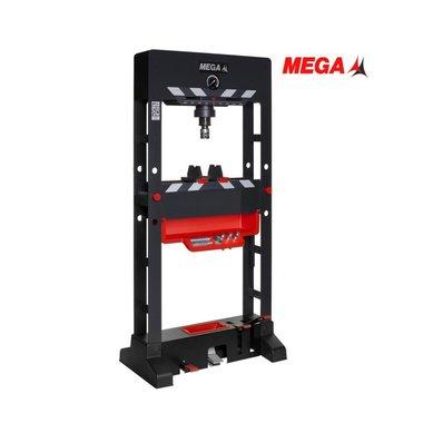 Hydraulic workshop press 30 Ton