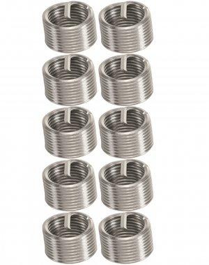 10-piece Thread Repair Inserts M11 x 1.5