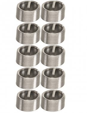 10-piece Thread Repair Inserts M12 x 1.5