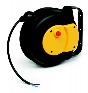 Cable reel 5 m 3 x 1.5 mm³