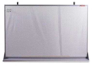 Flat perforated metal panel 150x94cm