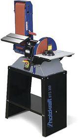Belt and disc sanding machine 152x1219mm