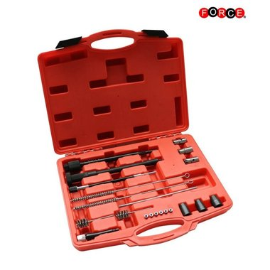 Universal Injector Sealing Seat Cleaning Set
