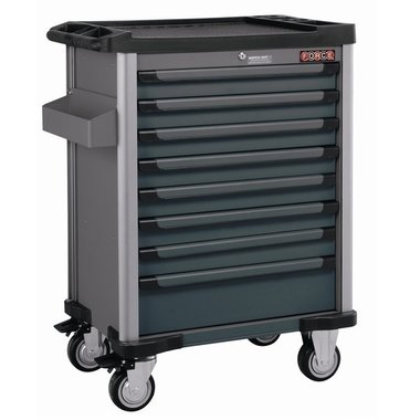 Practical tool trolley 245-piece
