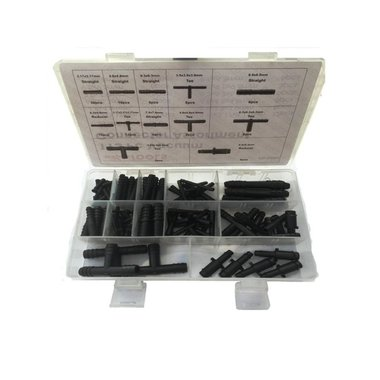 Vacuum Connector Assortment 113pc