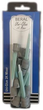 Beral Uni-Mix Mixer tips 12pcs for 50ml cartridge