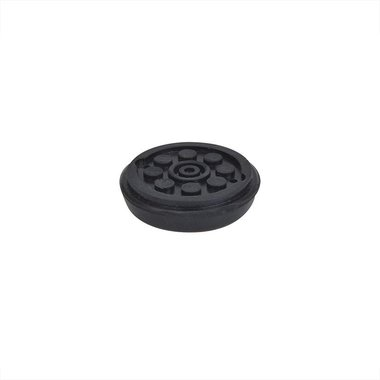 Rubber pad for trolley jack 580172