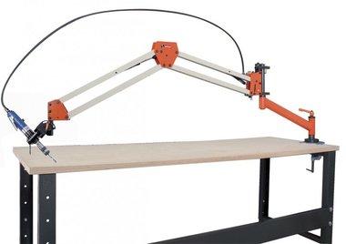 Pneumatic tapping machine m3 to m12