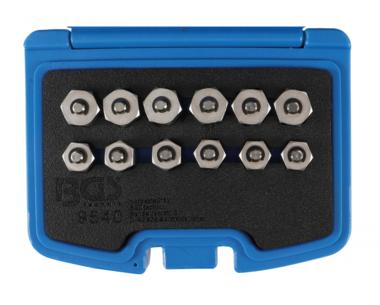 Injector Sealing Plug Set 12 pcs.