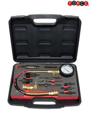 13pc Diesel engine compression tester set