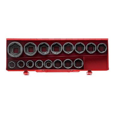3/4 Impact socket set 16pc