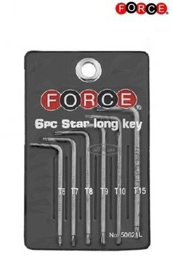 Star long key 6 pieces