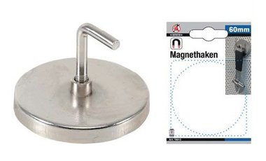 Magnet hook around diameter 60 mm