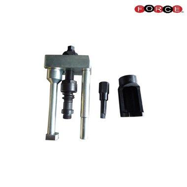 Diesel injector nozzle extractor set