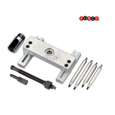 Diesel injectors remover for BMW