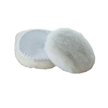 Cleaning pad wool 75 mm