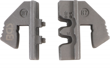 Crimping Jaws for Waterproof Terminal Parts (H7) | for BGS 1410, 1411, 1412