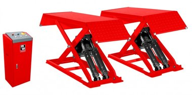 3 ton lifting table with 960 mm lifting height