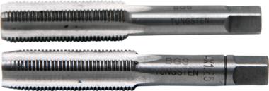 Tap Set Pre & finish Cutter M14 x 1.25 - 2 pcs