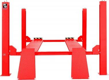 4-post lift 5 t