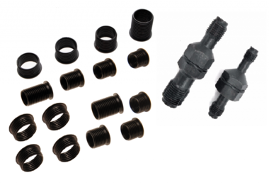 Spark Plug Thread Insert Tap Repair Kit