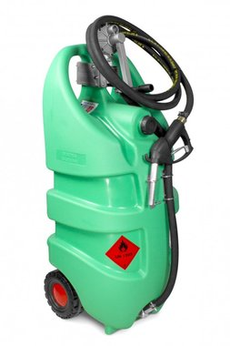 110 l tank, 12 v pump with automatic gun