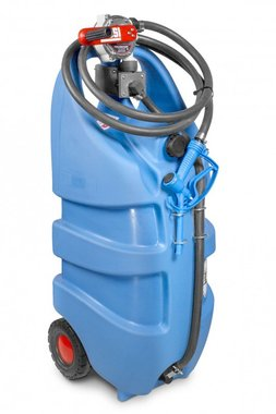 Adblue tank 110 l, manual pump, hose + manual gun