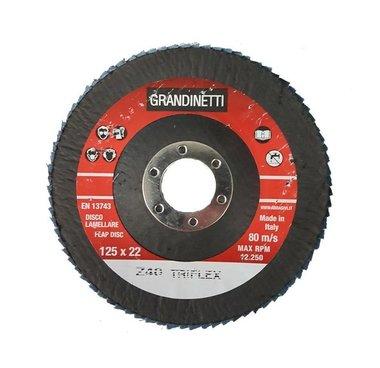 Flap disc P40 - 125MM