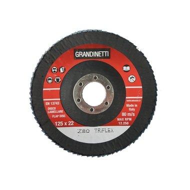 Flap disc P80 - 125MM