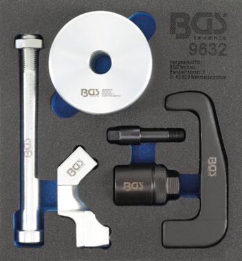 Injector Puller for Bosch CDI Injectors 6 pcs