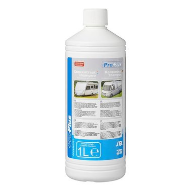 Concentrate shampoo 1 liter for caravan and motorhome