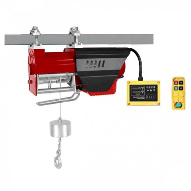 Hoist 230v wireless remote control