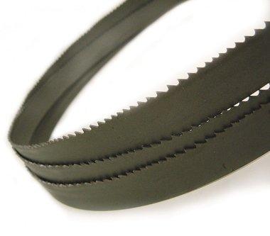 Band saw blades m42 bi-metal - 27x0.9-2750mm, Tpi 3-4