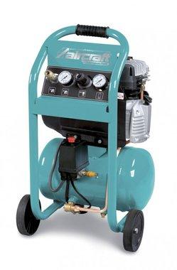 Compact construction compressor hos 10 bar, 10 liters