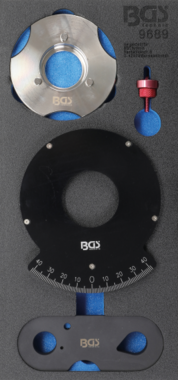 Timing Chain Testing Tool Set for VAG 1.2 / 1.4 TFSi 4 pcs.
