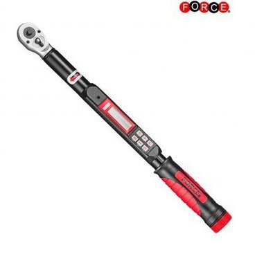 Digital torque wrench 1/4 - 3-30Nm