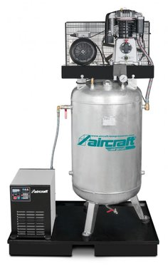 Piston compressor 15 bar - 270 liters -3x400V