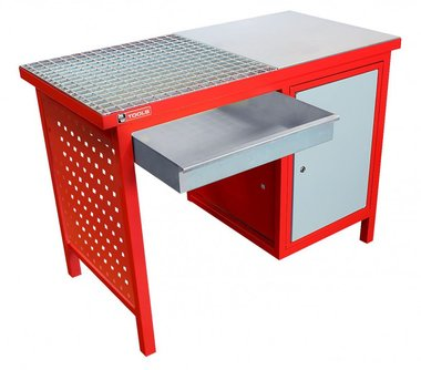 Last table 120 cm - with closet