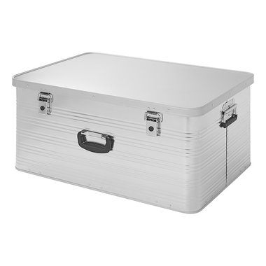 Aluminium transport case 137L