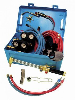 Acetylene welding/cutting box
