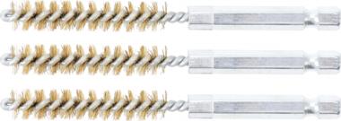 Brass Brush | 9 mm | 6.3 mm (1/4