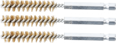 Brass Brush | 10 mm | 6.3 mm (1/4