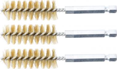 Brass Brush | 17 mm | 6.3 mm (1/4
